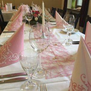 Feiern Festlicher Tisch
