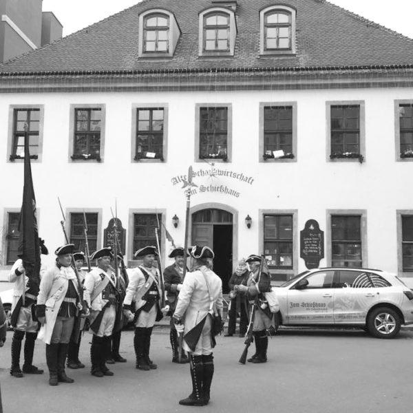Geschichte Schiesshaus
