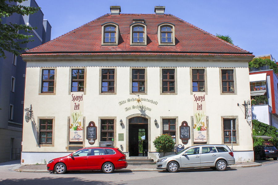Restaurant Zum Schießhaus Dresden